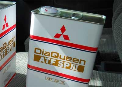 Мицубиси паджеро замена масла в акпп 5