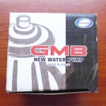 Новая помпа GMB для Pajero Jr./ Pajero Mini в упаковке