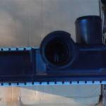 Несмотря на большую толщину стержней охлаждения, снаружи новый радиатор имеет практически те же размеры в глубину