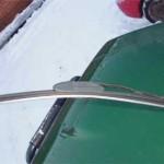 Новая щетка Speed Wiper на поводке стеклоочистителя